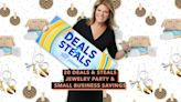 'GMA' Deals and Steals with a jewelry party and small business savings