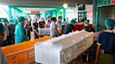 COVID-19 death rates soar in three Southeast Asia nations