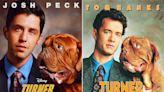 Josh Peck really wants a Tom Hanks cameo on Turner & Hooch reboot: 'I'll milk every resource'