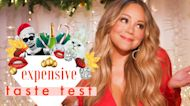 Mariah Carey Doesn't Have Time for Cheap Christmas Decorations   Expensive Taste Test