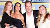 Brooke Shields Hits the Red Carpet with Husband Chris Henchy and Their Two Daughters