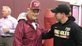 Ex-Florida State coach Bobby Bowden announces he has a terminal medical condition