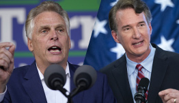 Virginia governor's race is next up in national spotlight after California recall