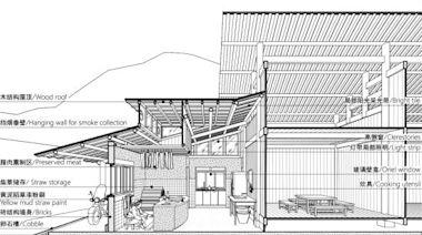 11平米的空間魔術!沈修恩的農家樂廚房:花瑤鄉村廚房的典型樣本