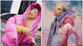 冬日保暖的神級單品!太空粉、西裝版型的羽絨外套,時尚又有型
