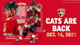 Florida Panthers Announce 2021-22 Regular Season Schedule