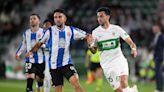 El Elche-Espanyol, el partido con mayor tiempo efectivo de juego