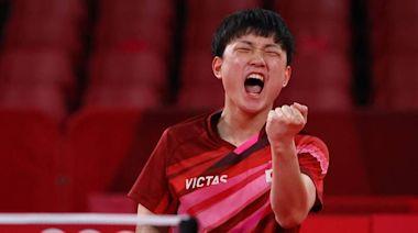 東奧》「天才少年」張本智和是動漫迷 最愛《柯南》、想見大谷翔平 - 自由體育