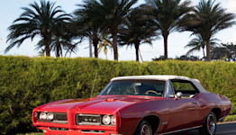 1968 Pontiac GTO Could Be Your Next Daily Driver