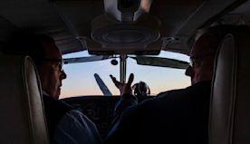 Iowa men will fly around world to bring vaccines to children