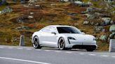 Porsche Taycan Deliveries Top 911 Numbers