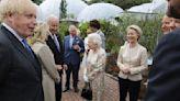 Queen Elizabeth II hosts Bidens at Windsor Castle