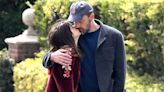 Ana De Armas Appears To Be Wearing An Engagement Ring As She Kisses Ben Affleck In New Orleans