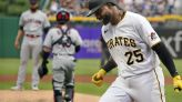 Pirates snap 10-game skid, hold on to beat Indians 11-10