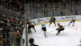 Boston Bruins vs. San Jose Sharks - Game Highlights