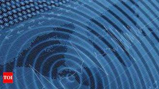 Moderate intensity tremor hits Kutch | Rajkot News - Times of India