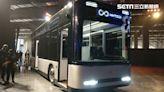 鴻海電動巴士「初體驗」!搭配內輪差警示系統 拚明年上路