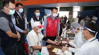 85歲以上疫苗開打 嘉義縣9000多長者受惠