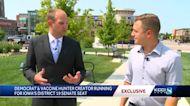 Todd Brady, creator of Vaccine Hunter, running for Iowa Senate