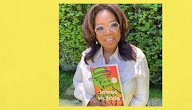 Oprah Just Announced Her Newest Oprah's Book Club Pick