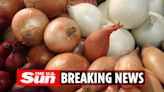 Nationwide salmonella outbreak caused by fresh ONIONS leaves 129 hospitalized