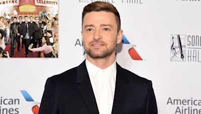 Justin Timberlake Celebrates 20 Years of *NSYNC's Hit Album Celebrity : 'What a Time to Be Alive'