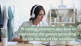 Experts Share Their Favorite Cocktail Hour Games and Activities for Your Wedding Day
