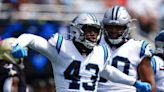 Panthers, off to 2-0 start, visit Texans in prime time
