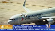 Spike In Demand, Staffing Issues Forces American Airlines To Cancels Hundreds Of Flights