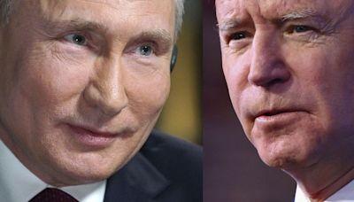 Biden needs to teach Putin a lesson now