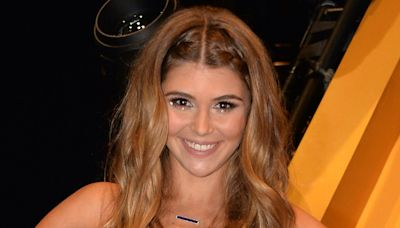 Olivia Jade Shimmers in Cutout Dress and Cha-Cha Heels on 'Dancing With the Stars'