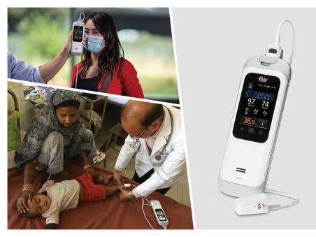 Masimo宣布Rad-G™ with Temperature通過CE認證