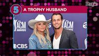 Miranda Lambert Says Husband Brendan McLoughlin Is a 'Trouper' Ahead of ACMs: 'He's a Great Date'