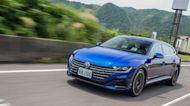 再添一碗公!有品味的絕美獵跑!Volkswagen Arteon Shooting Brake 380 TSI R-Line Performance|新車試駕