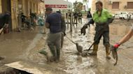 Shops and homes devastated by floods in Italy's Ventimiglia