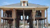 September 13, 2008 - Hurricane Ike Gouges Galveston
