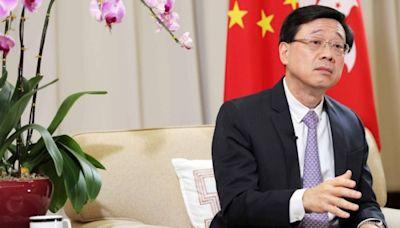 信報即時新聞 -- 李家超率團訪深圳 料討論通關
