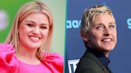 Kelly Clarkson Will Take Over Ellen DeGeneres' Talk Show Time Slot In 2022