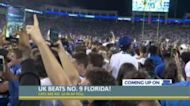 Coming up on BBN Tonight: UK beats No. 9 Florida