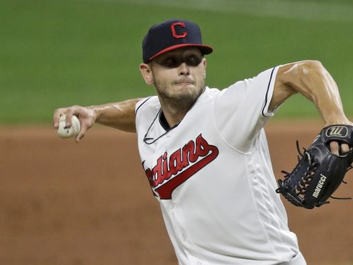 Indians RHP Hill undergoes wrist surgery after car accident