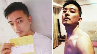 43歲男星打完疫苗燒整夜 副作用虐體自嘲「AZ特攻隊」 | 蘋果新聞網 | 蘋果日報