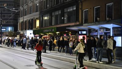 Rowdy celebrations erupt in Norway as COVID restrictions end