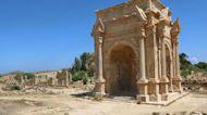 """Libye: Leptis Magna, la """"Rome d'Afrique"""" oubliée, cherche ses visiteurs"""