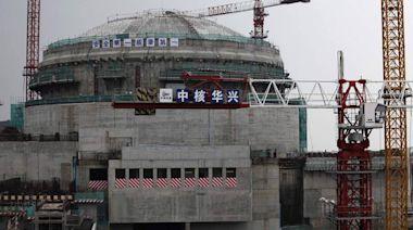 核能燃料棒破損1個多月 中國廣東台山核電廠今停機維修