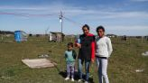 'Nowhere to go': Argentine families occupy land as pandemic stokes poverty