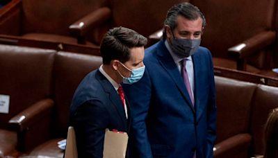 Ted Cruz and other Texas Republicans, you sure give us a head-scratcher on the election