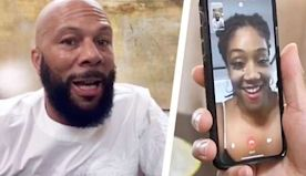 Common and Tiffany Haddish Are Using Bumble to Virtually Date in Quarantine