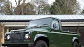 Prince Philip funeral: Land Rover hearse custom-built to Duke's orders in military green paint