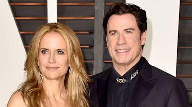 Inside Kelly Preston and John Travolta's Intensely Romantic Love Story
