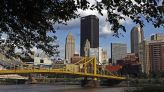 Why do Rust Belt rivals Cleveland and Pittsburgh have diverging economies?